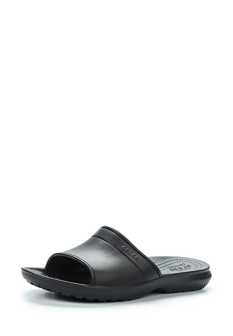 Женские сланцы Crocs (Крокс) 204067-001