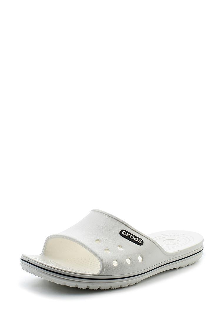 Женские сланцы Crocs (Крокс) 204108-103