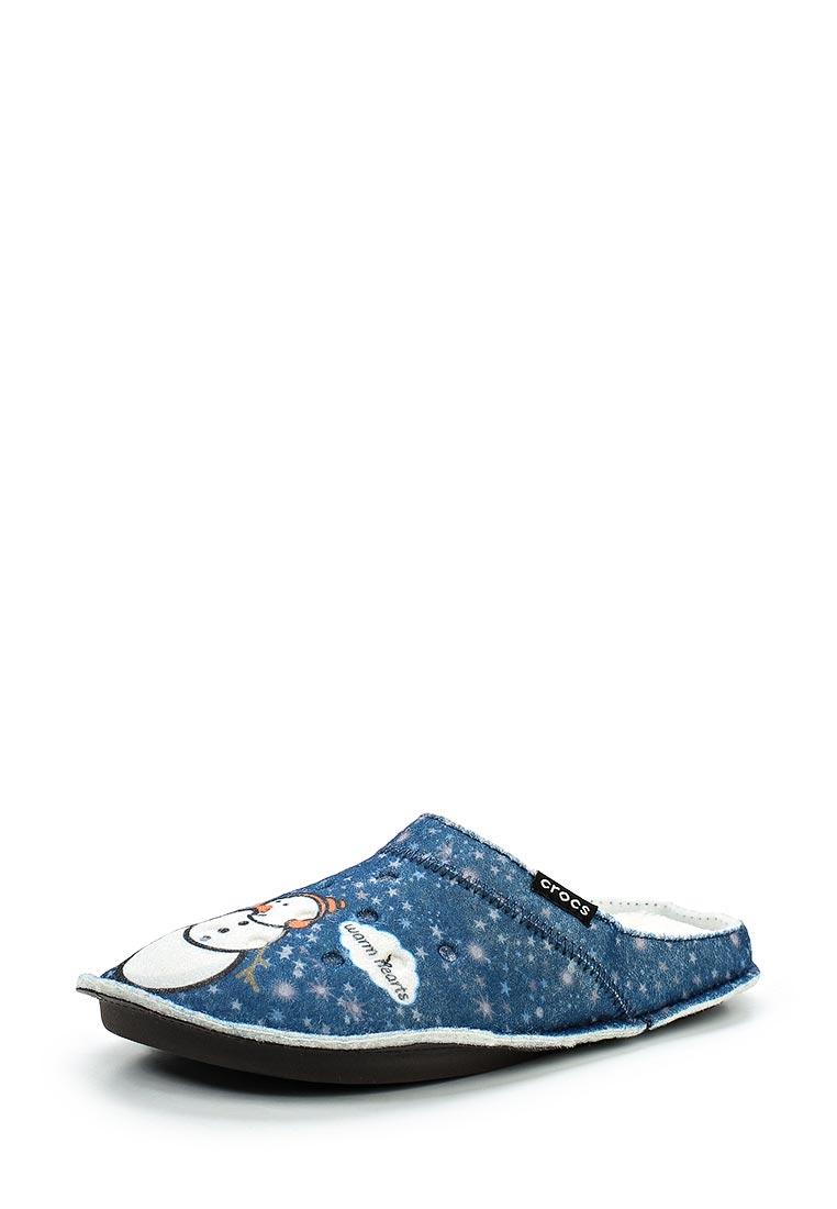 Мужская домашняя обувь Crocs (Крокс) 204565-410