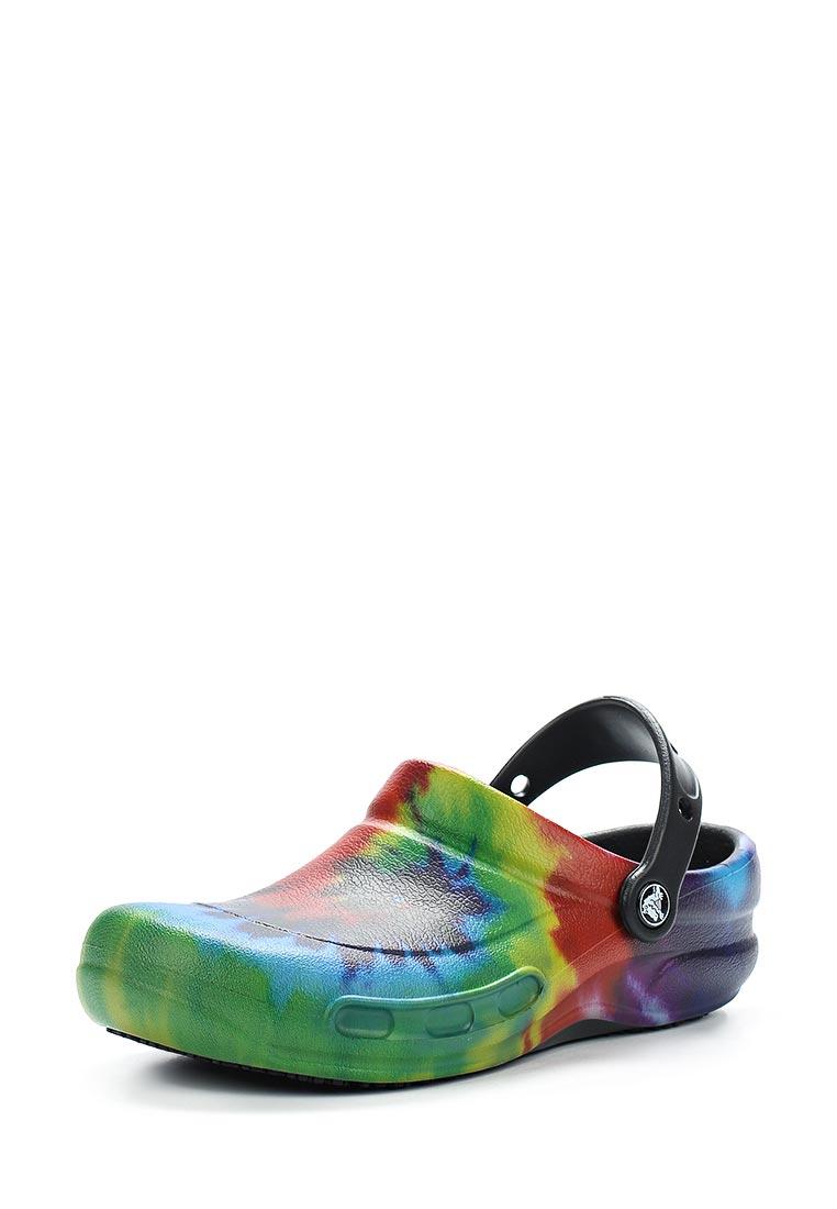 Мужские сланцы Crocs (Крокс) 204044-0C4