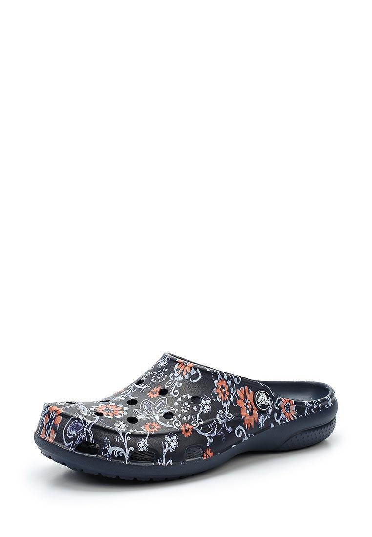 Женская резиновая обувь Crocs (Крокс) 203791-4HJ