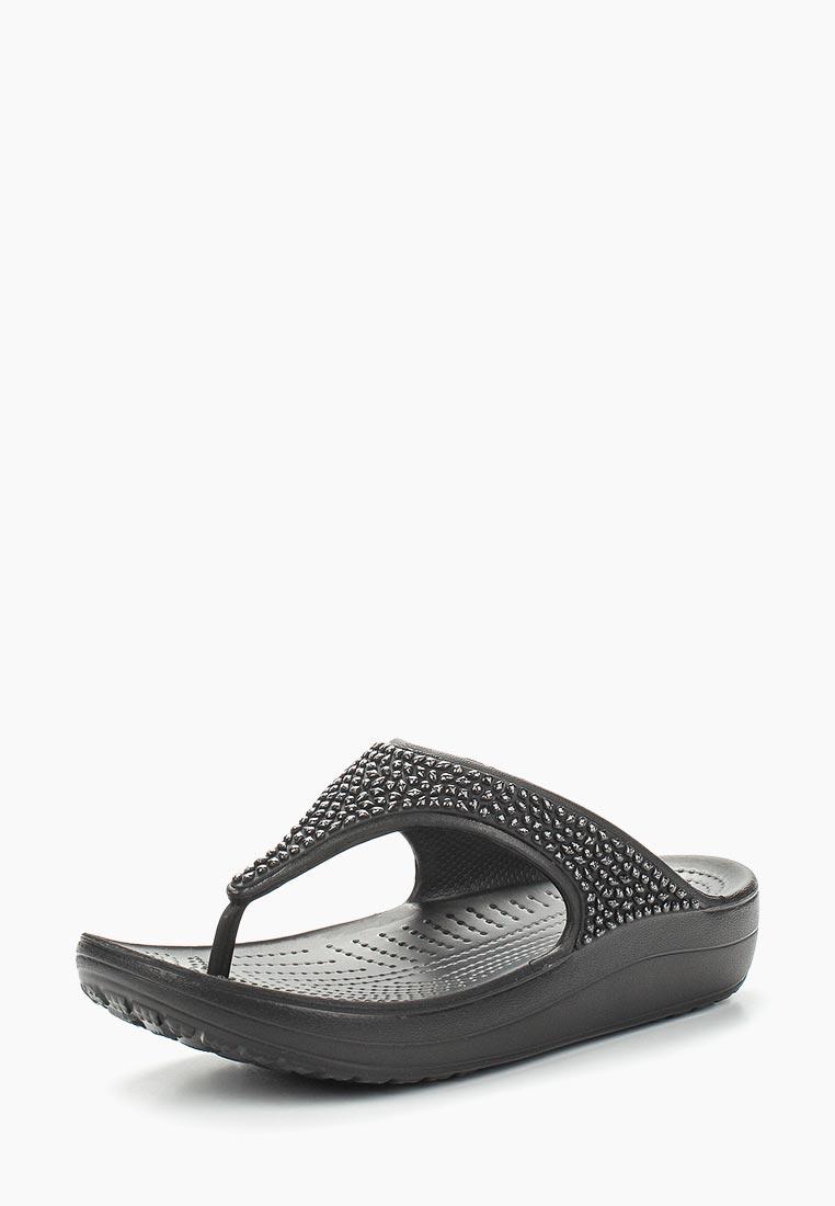 Женская резиновая обувь Crocs (Крокс) 204181-060
