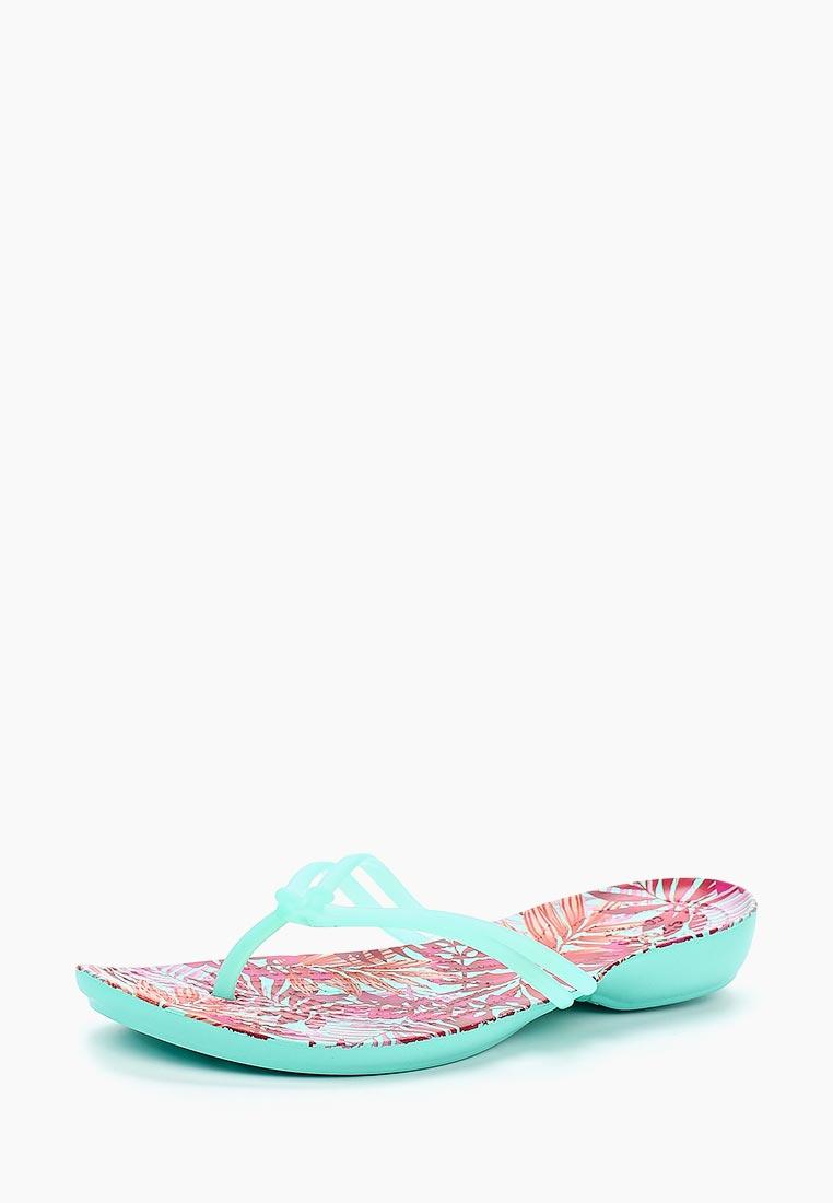 Женские сланцы Crocs (Крокс) 204196-31O