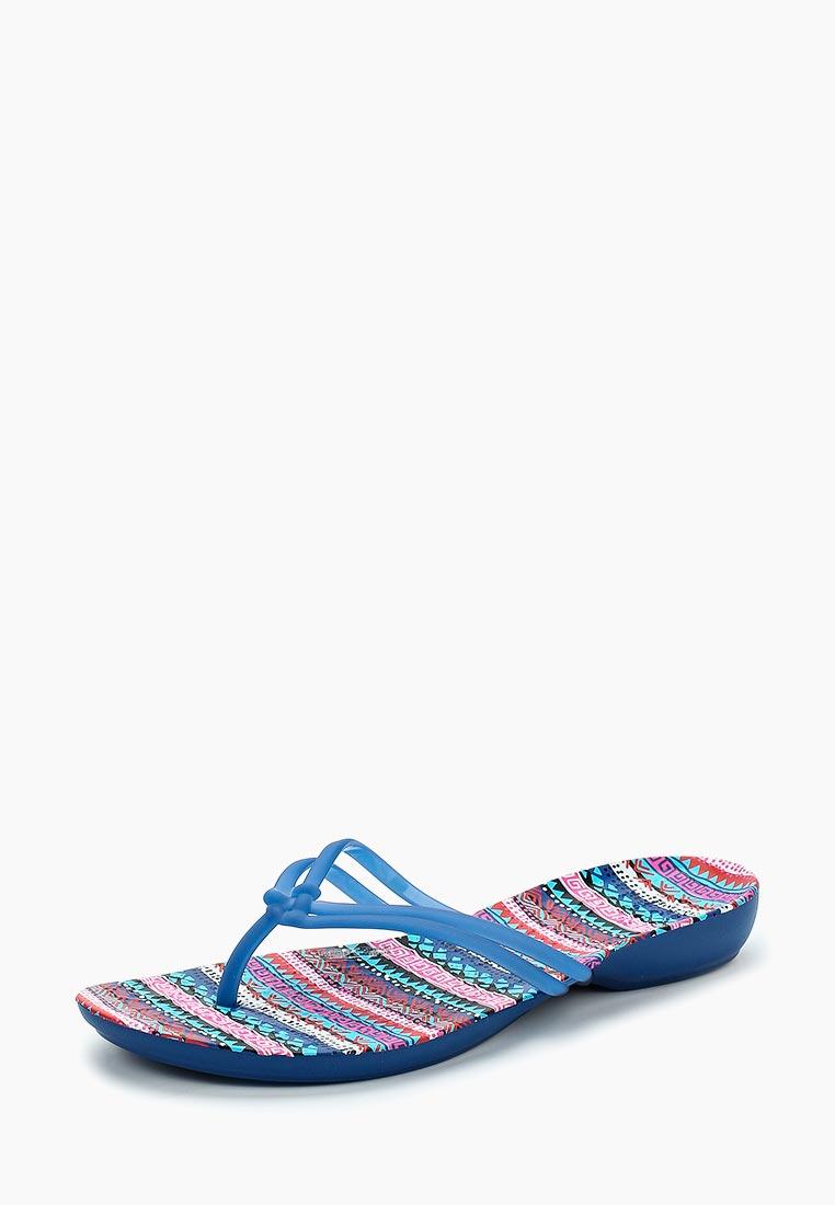 Женские сланцы Crocs (Крокс) 204196-4HR