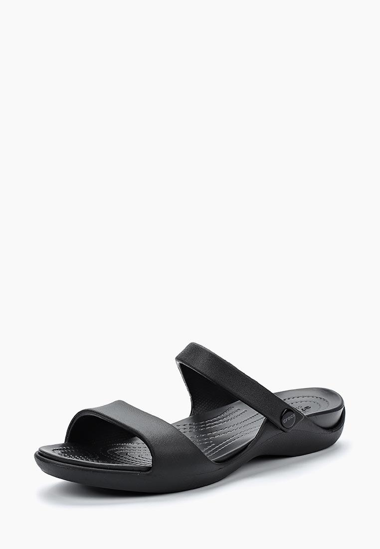 Женские сланцы Crocs (Крокс) 204268-060