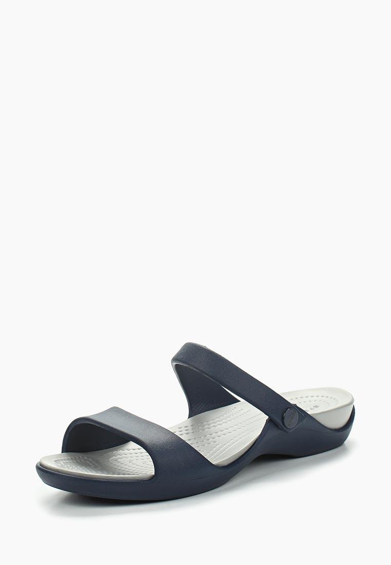 Женские сланцы Crocs (Крокс) 204268-41S