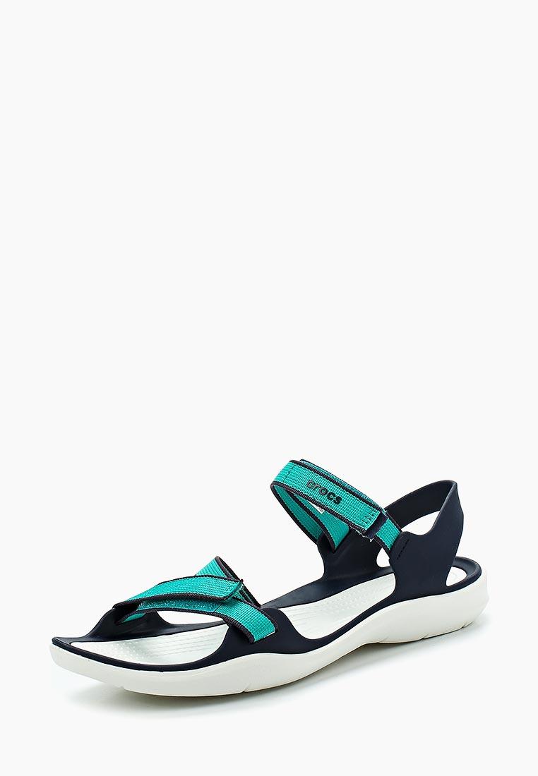 Женские сандалии Crocs (Крокс) 204804-3N9
