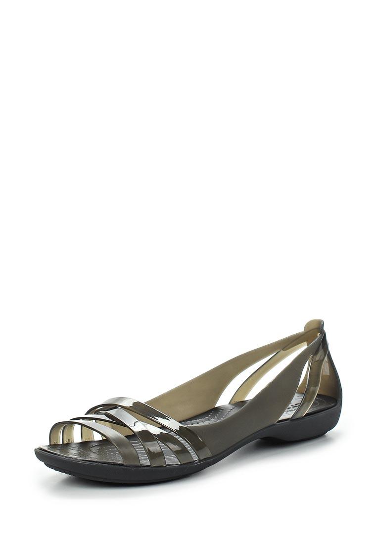 Женские спортивные сандалии Crocs (Крокс) 204912-060