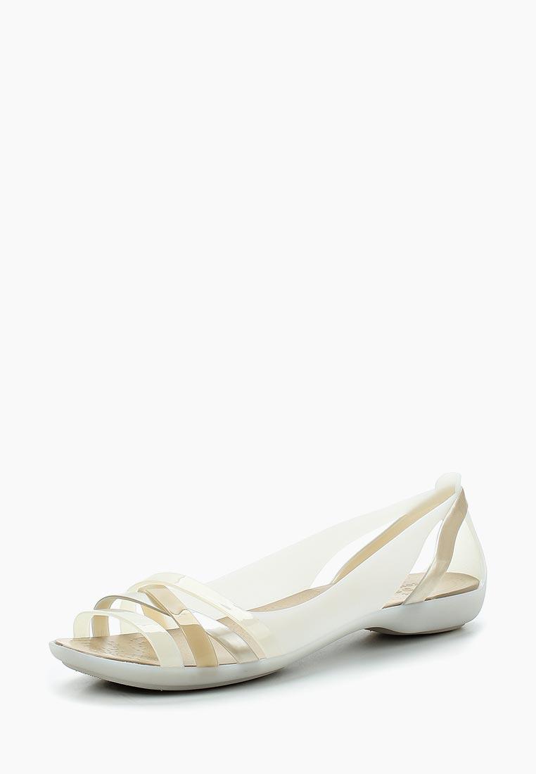 Женские сандалии Crocs (Крокс) 204912-1C4