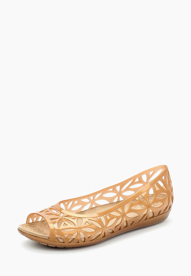 Женская резиновая обувь Crocs (Крокс) 204941-276