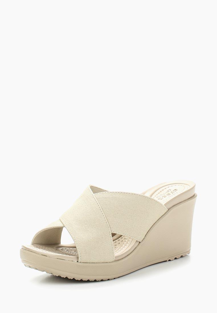 Женские сабо Crocs (Крокс) 204949-1C4