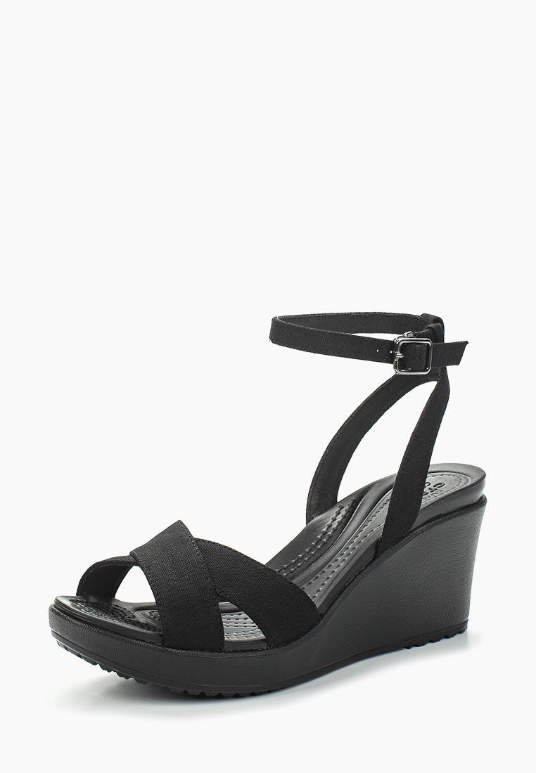 Женские босоножки Crocs (Крокс) 204950-060