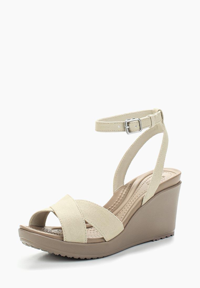 Женские босоножки Crocs (Крокс) 204950-14G
