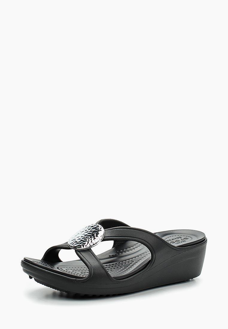 Женская резиновая обувь Crocs (Крокс) 205047-060