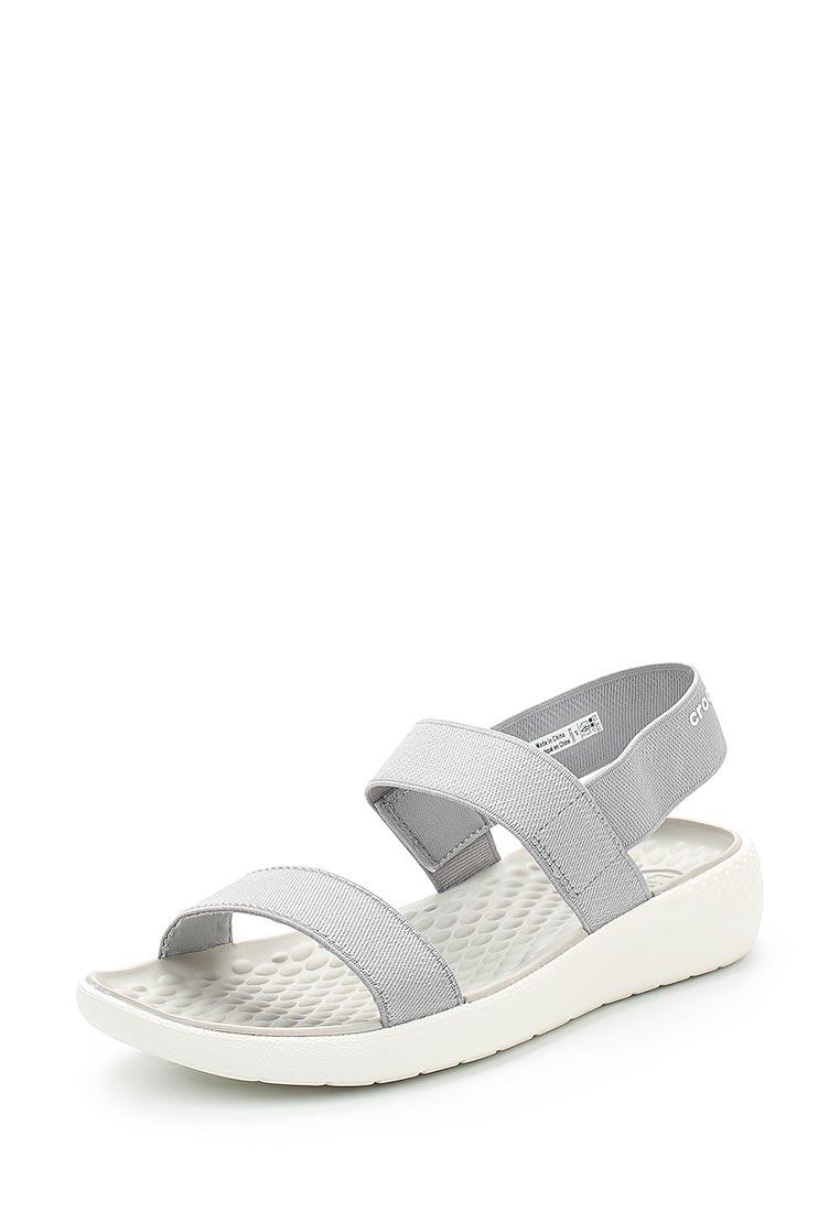 Женские сандалии Crocs (Крокс) 205106-00J