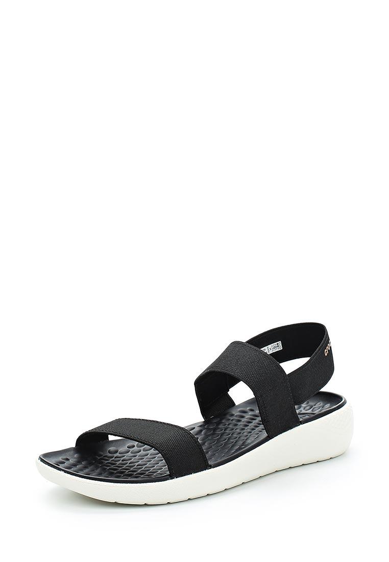 Женские сандалии Crocs (Крокс) 205106-066