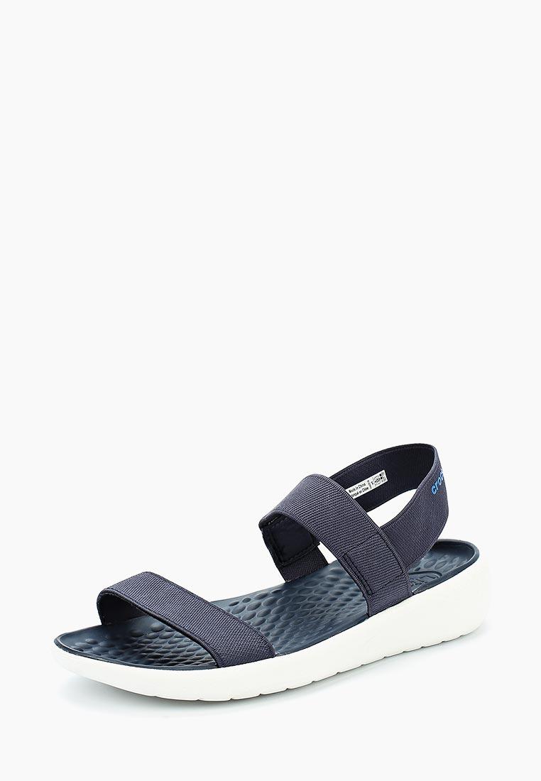 Женские сандалии Crocs (Крокс) 205106-462