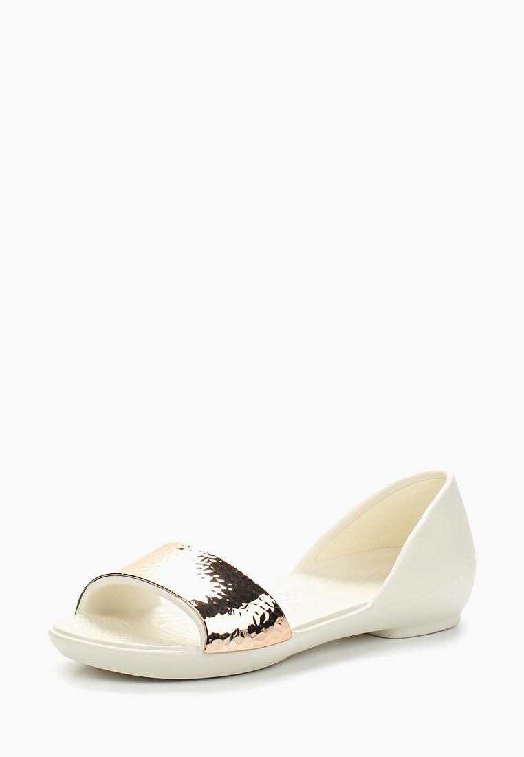 Женские сандалии Crocs (Крокс) 205140-19I