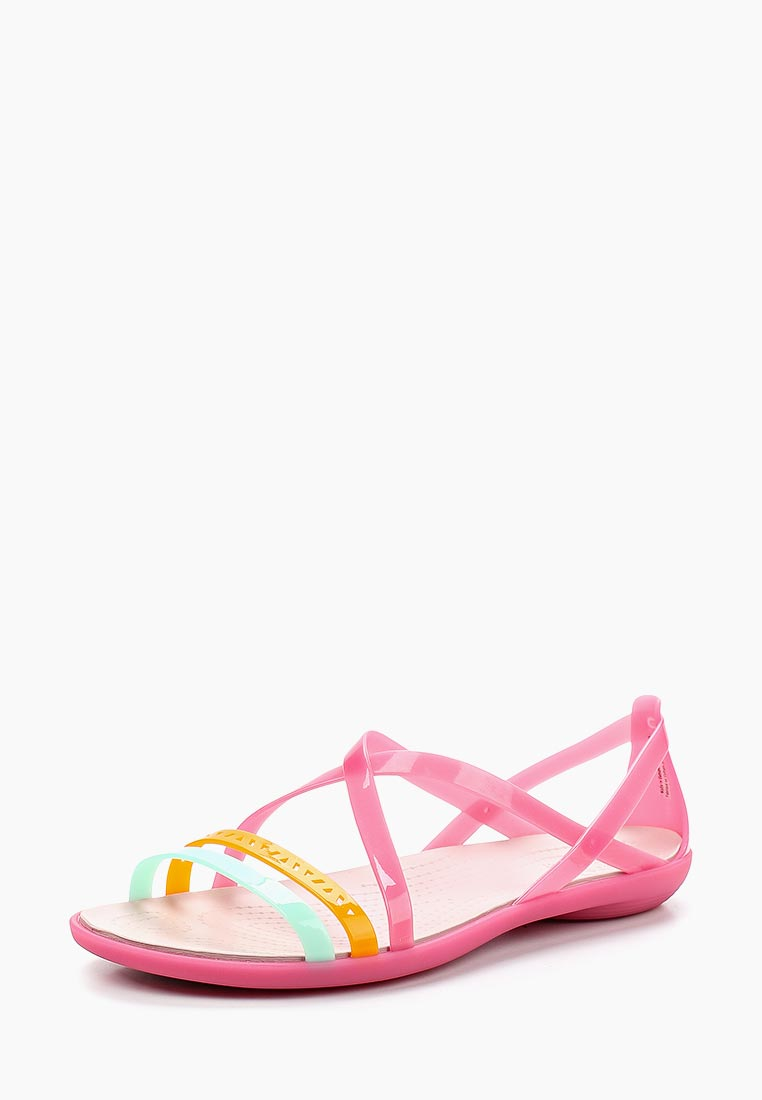 Женские сандалии Crocs (Крокс) 205149-6NU
