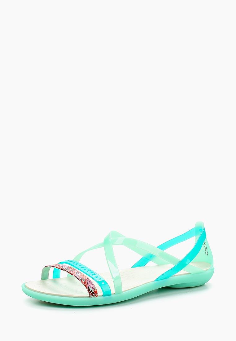 Женские сандалии Crocs (Крокс) 205150-35I
