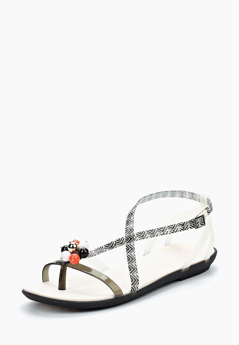 Женские спортивные сандалии Crocs (Крокс) 205191-066