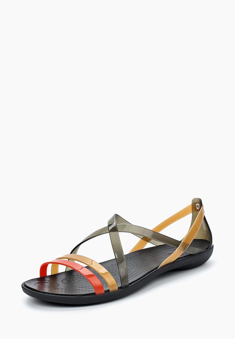 Женские сандалии Crocs (Крокс) 205194-072