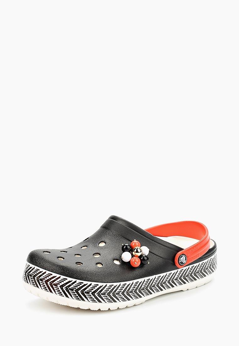 Женская резиновая обувь Crocs (Крокс) 205354-066