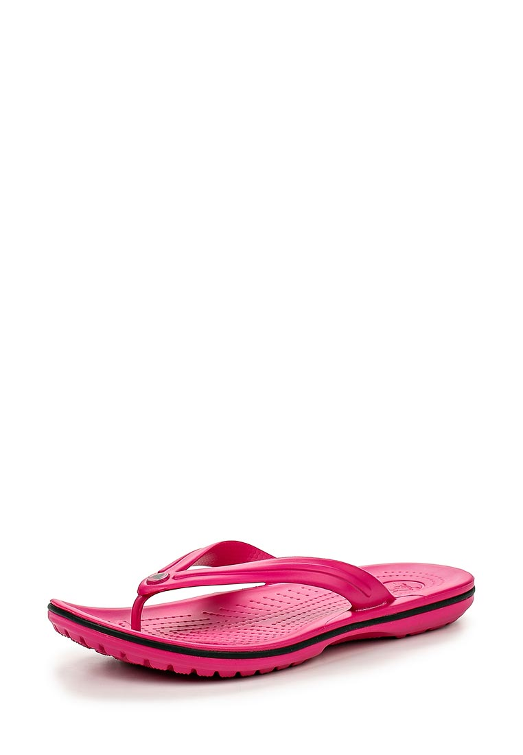 Женские сланцы Crocs (Крокс) 11033-6X0