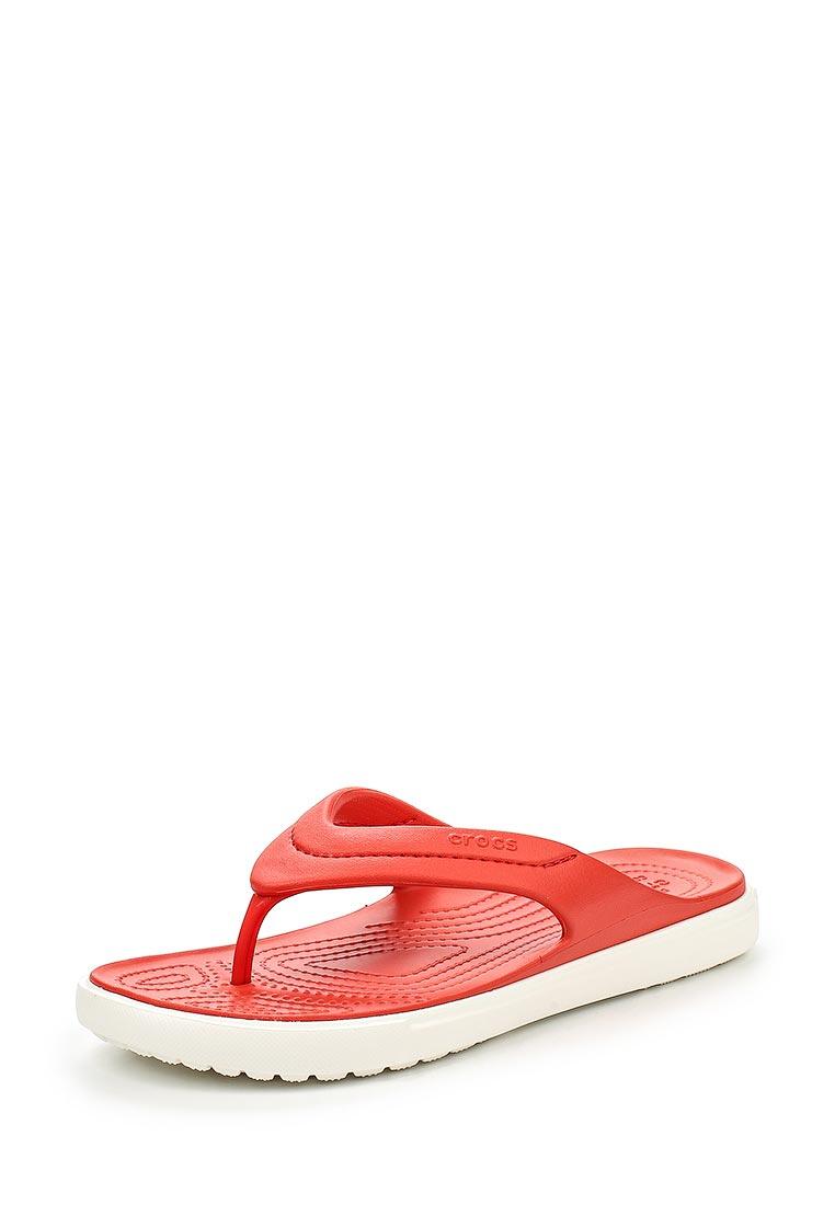 Женские сланцы Crocs (Крокс) 202831-884