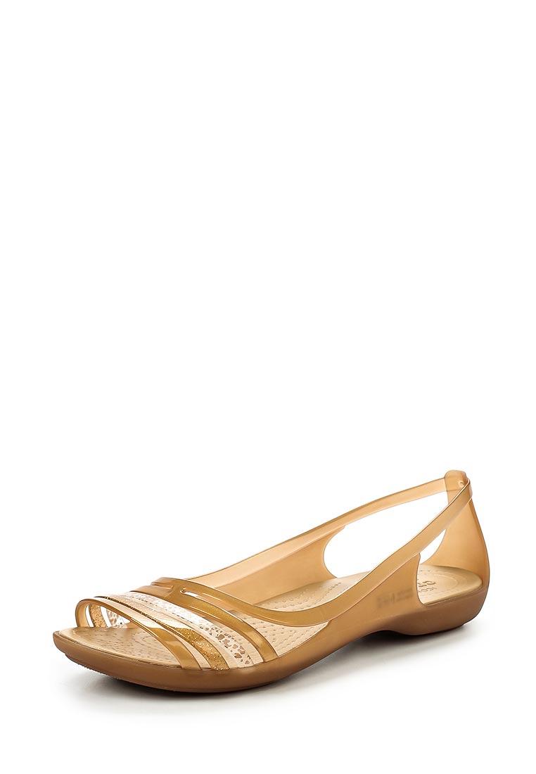 Женские сандалии Crocs (Крокс) 202463-854