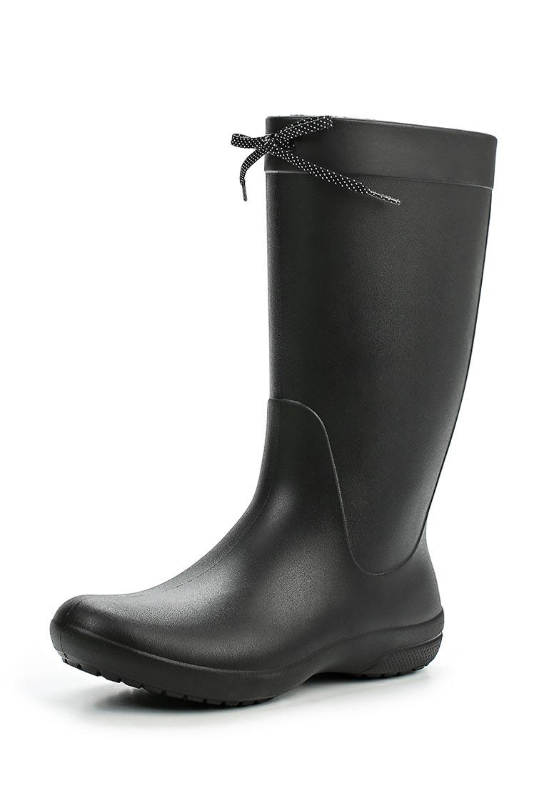 Женские сапоги Crocs (Крокс) 203541-001