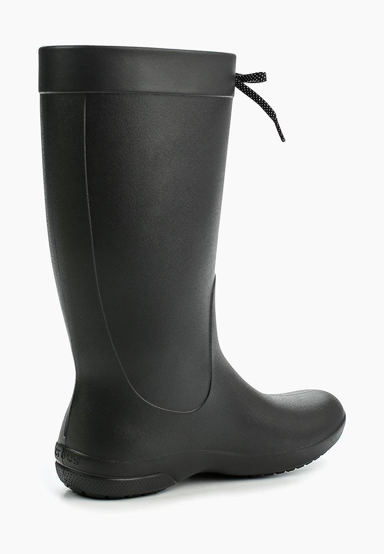 Женские сапоги Crocs (Крокс) 203541-001: изображение 4