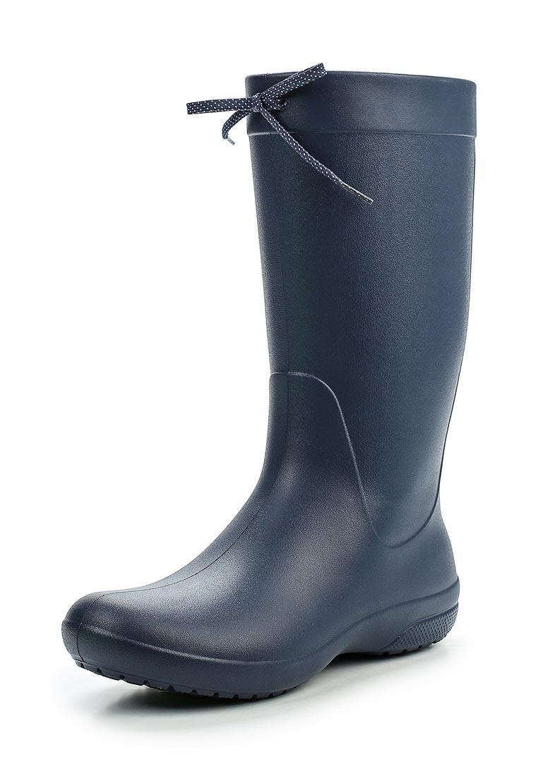 Женские сапоги Crocs (Крокс) 203541-410