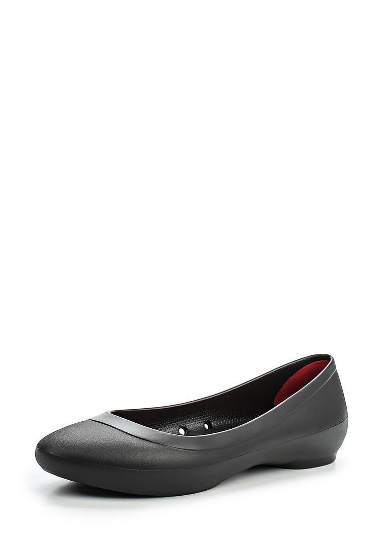 Женские балетки Crocs (Крокс) 203404-001