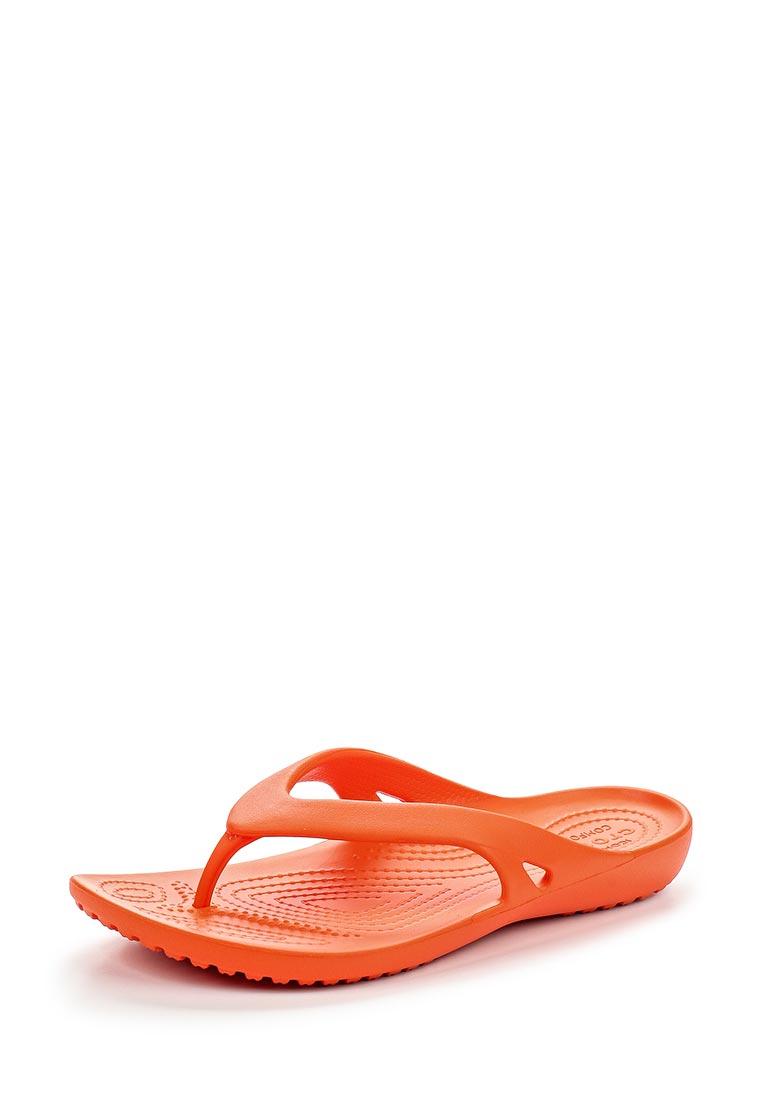 Женские сланцы Crocs (Крокс) 202492-817