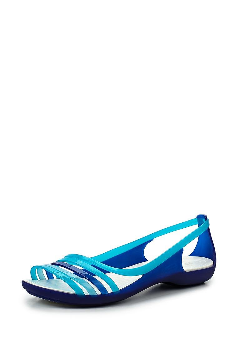 Женские сандалии Crocs (Крокс) 202463-4O7