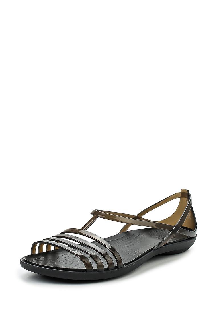 Женские сандалии Crocs (Крокс) 202465-001