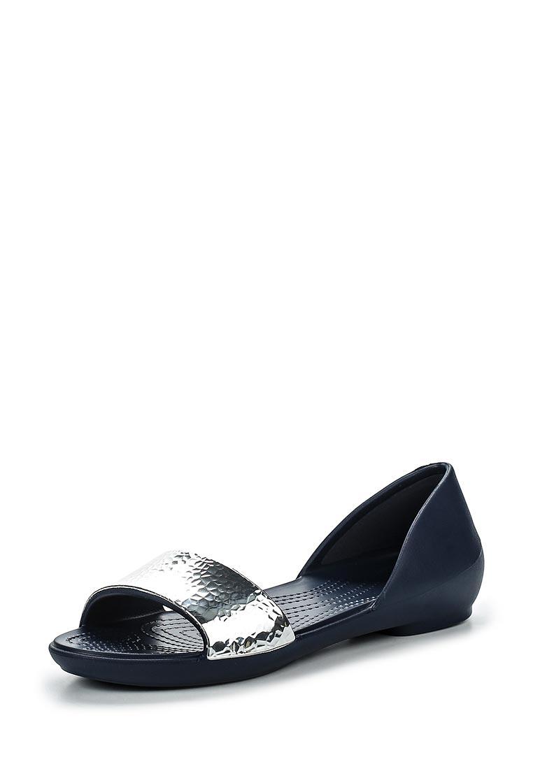 Женские спортивные сандалии Crocs (Крокс) 204361-488