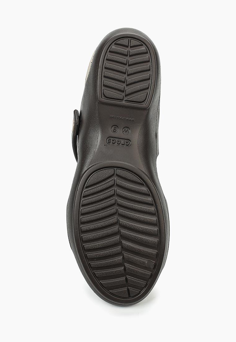 Женские сланцы Crocs (Крокс) 204268-23D: изображение 3