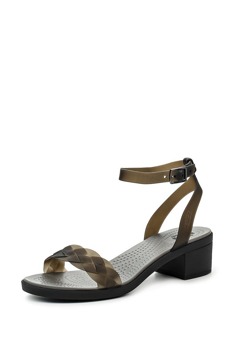 Женские босоножки Crocs (Крокс) 204002-02S