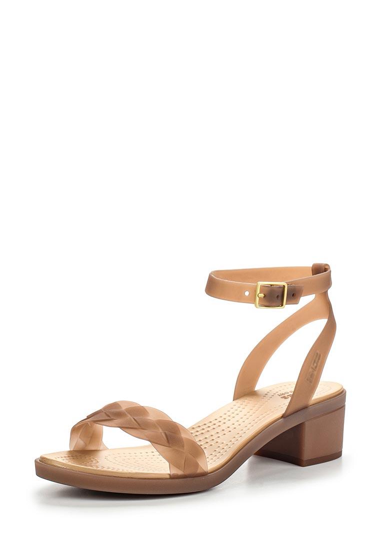 Женские босоножки Crocs (Крокс) 204002-81D