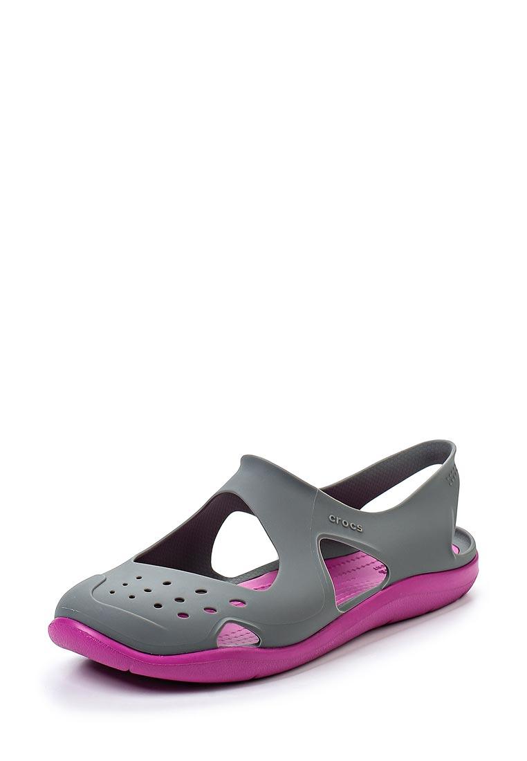 Женская акваобувь Crocs (Крокс) 203995-019