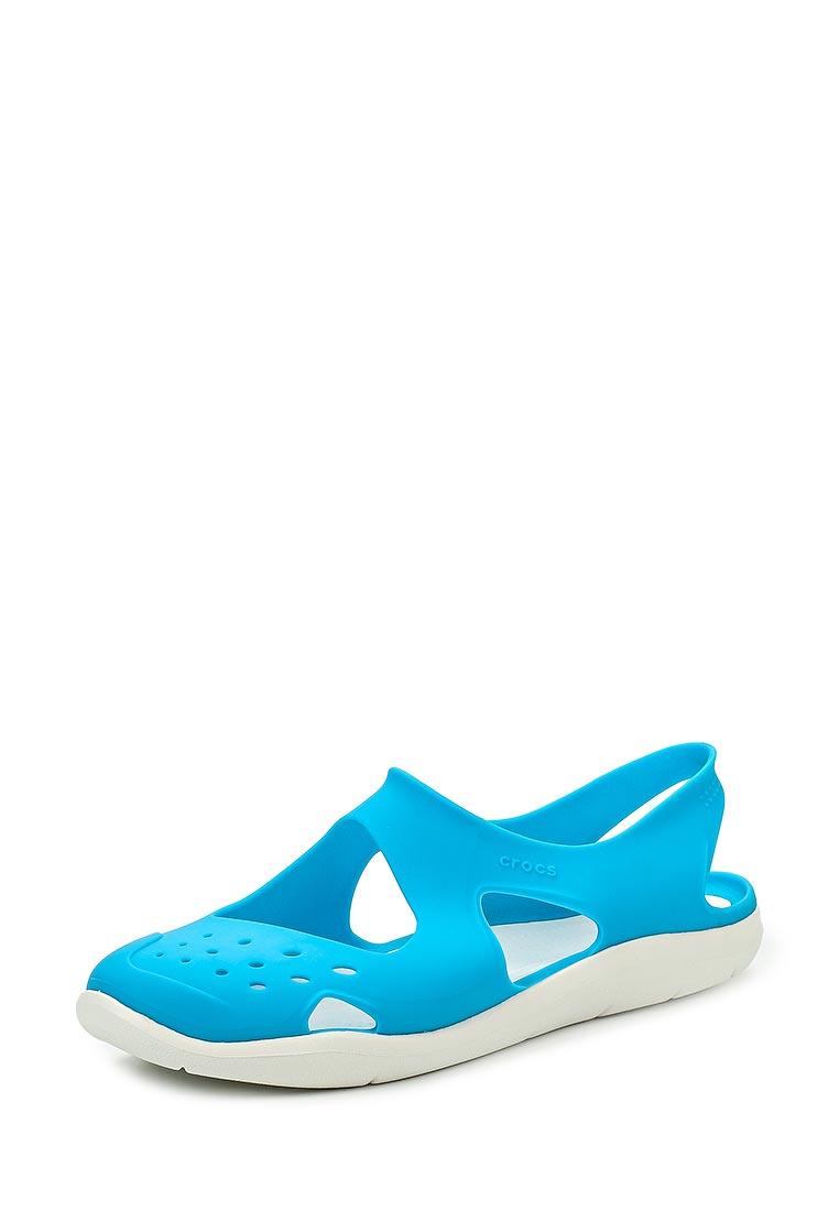 Женская акваобувь Crocs (Крокс) 203995-404