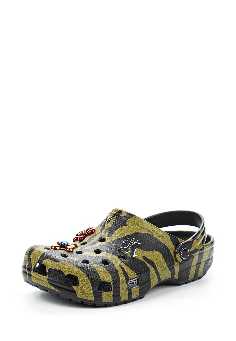 Женские сандалии Crocs (Крокс) 205241-742
