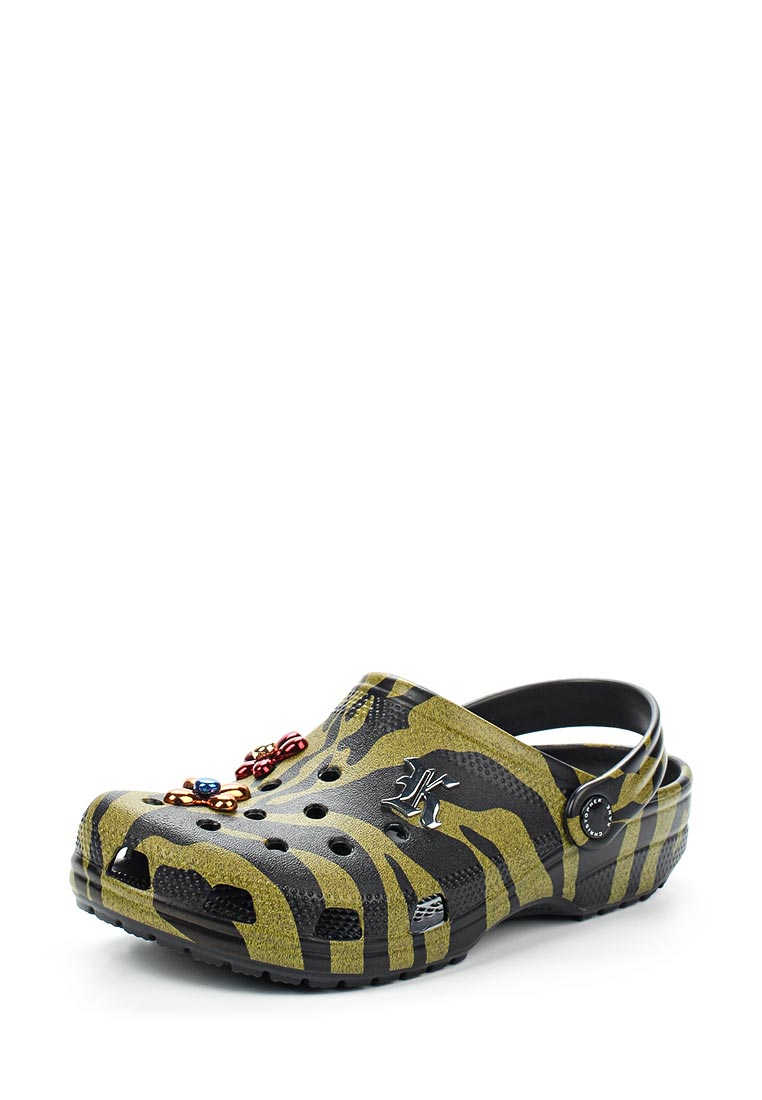 Женские сабо Crocs (Крокс) 205241-742