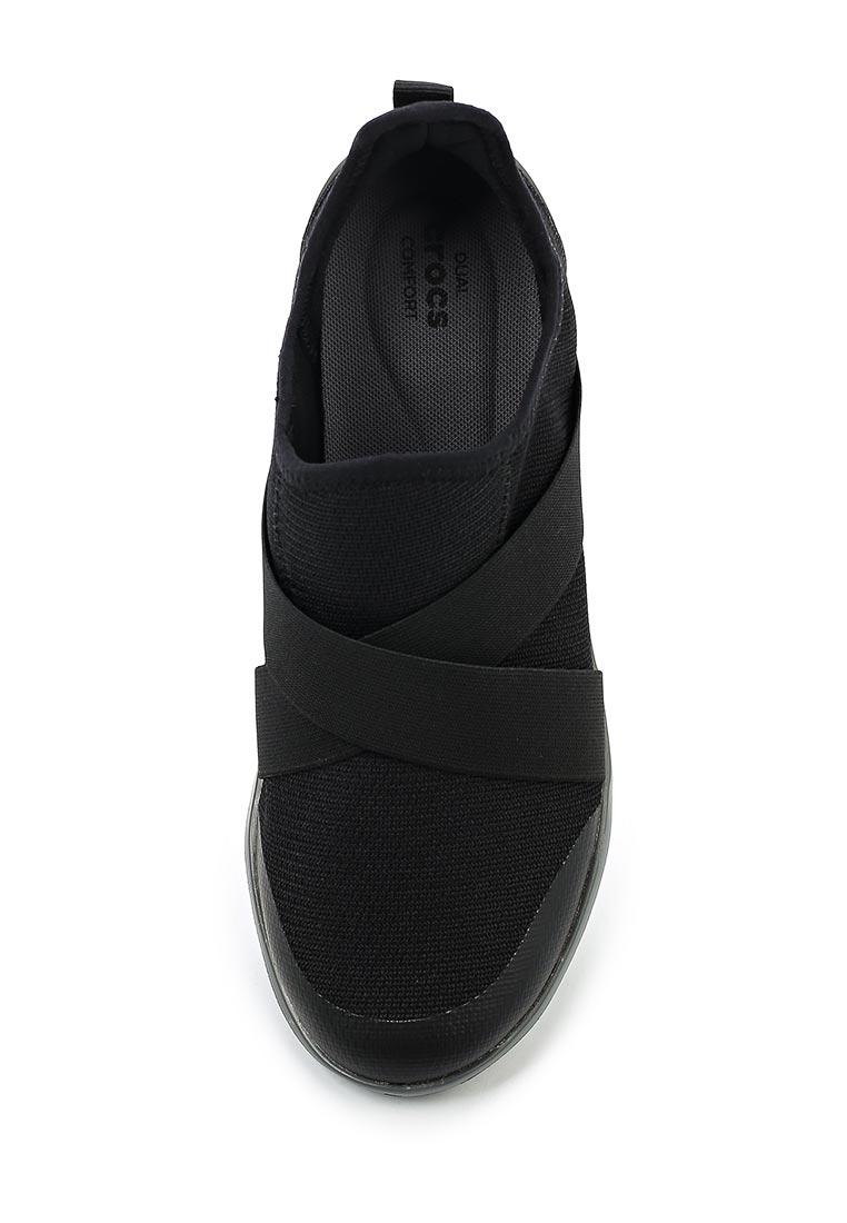 Женские кроссовки Crocs (Крокс) 204887-001: изображение 4