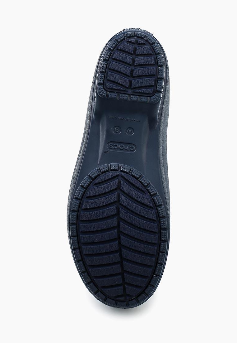 Женские резиновые полусапоги Crocs (Крокс) 204630-4HJ: изображение 3