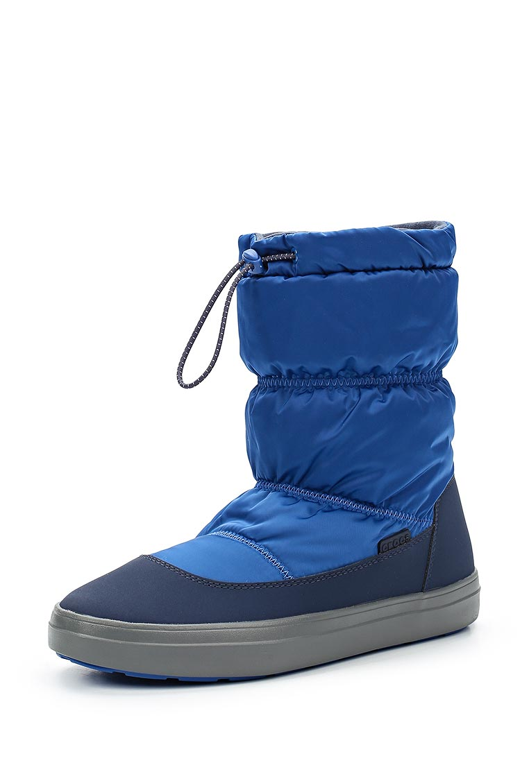 Женские дутики Crocs (Крокс) 204793-4HD