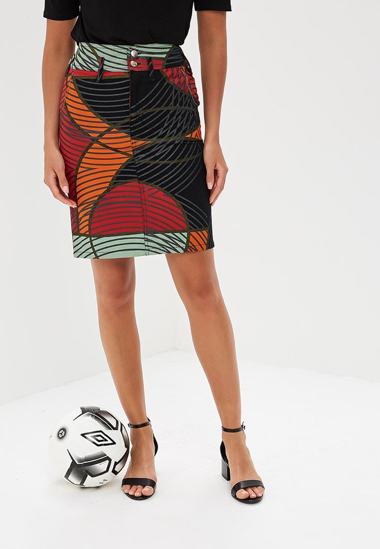 Прямая юбка Custo Barcelona R693330