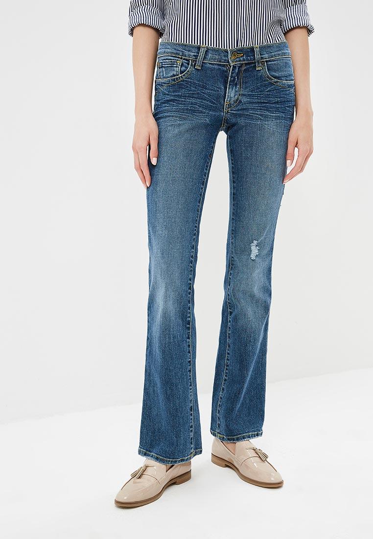 Широкие и расклешенные джинсы Custo Barcelona 493000